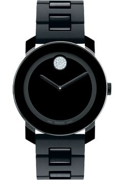 Movado BOLD™ women's watch at Tourneau http://www.thesterlingsilver.com/product/rotary-womens-quartz-watch-with-champagne-dial-analogue-display-and-gold-stainless-steel-bracelet-lb0254303/