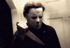 Michael Meyers scary movies gifs gif halloween horror movies horror killer