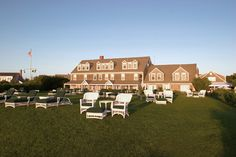 The Wauwinet - There are 100 things to do here, which makes this luxury Nantucket beach resort ideal for family vacations in New England. Nantucket Beach, Nantucket Island, Beach Resorts, Hotels And Resorts, Luxury Travel, Travel Usa, Nantucket Massachusetts, Restaurants, East Coast Road Trip