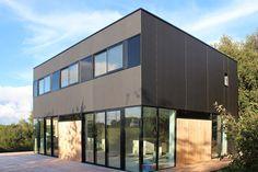 Maison d'habitation - Combrit (29) France - Architecte : Pierre-Yves LE GOAZIOU