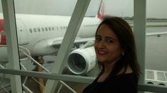 Aeroporto Guarulhos, indo...