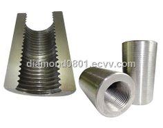 High quality Straight Rebar Coupler (DRC-3006) - China rebar coupler, DIAMOND
