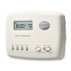 White Rodgers 1F72-151 Programmable Thermostat by White Rodgers. $47.16. White Rodgers 1F72-151 Programmable Thermostat