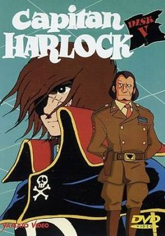 Capitan Harlock #05 (Eps 29-35): Amazon.it: Rintaro: Film e TV