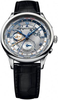 ac8d86e14c MAURICE LACROIX - Masterpiece Worldtimer  bestwatchesluxury Timer Watch