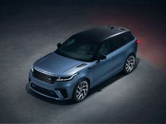 2019 Land Rover Range Rover Velar SVAutobiography Dynamic Edition by Show Plus Luxury Sports Cars, Luxury Suv, Range Rover Evoque, Range Rover Sport, Land Rovers, Most Reliable Suv, Best Midsize Suv, Best Compact Suv, Suv Comparison