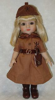 Tonner Ann Estelle Patsy dolls Brownie | Flickr - Photo Sharing!