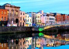 $1199+: 8-Nt Dublin & Northern Ireland Trip w/Air & Car. Book by July 19. #Dublin #Belfast #EmeraldIsle #Ireland #travel #deals