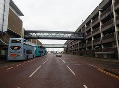 The Broadmarsh car park will be redeveloped and Collin Street will be closed to traffic as part of ambitious plans to transform Nottingham city centre. Nottingham City Centre, Shopping Center, New Job, Transportation, Street View, Memories, Car Park, Nostalgia, Shops