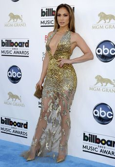 Jennifer Lopez looked amazing at the Billboard Music Awards held at The MGM Grand Garden Arena in Las Vegas, Nev., on May 19.