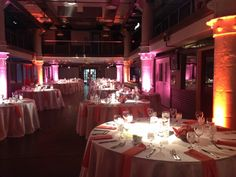 Wedding at The Torpedo Factory, catered by Purple Onion Catering Company