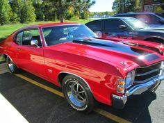 1971 Chevelle 454 SS