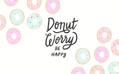 Free Flair: Happy Belated National Donut Day! — Design + Happiness