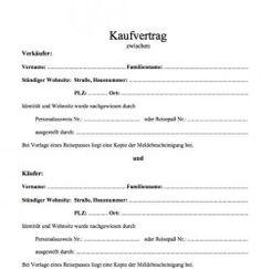 Více než 20 nejlepších nápadů na téma Kaufvertrag na Pinterestu ...