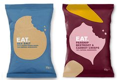Saved by KIM EY (keemey). Discover more of the best Eat, and Packaging inspiration on Designspiration Apple Packaging, Chip Packaging, Kids Packaging, Honey Packaging, Pouch Packaging, Cookie Packaging, Food Packaging Design, Chocolate Packaging, Pretty Packaging