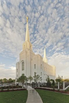 Brigham City Temple of The Church of Jesus Christ of Latter-day Saints. #LDS #Mormon