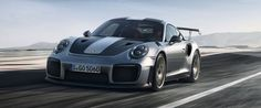 New Porsche 911 GT2 RS in Frankfurt Is Most Powerful 911 in History
