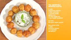 """Memet Özer ile Mutfakta """"Tel Şehriyeli Patates Köfte"""" özel videosunu izlemek için tıklayın!"""