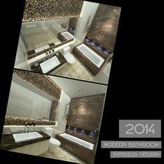 Modern Bathroom Designed by. Valentine Oriza