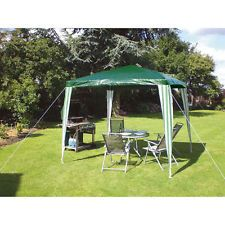 2.35m x 2.35m Outdoor Canopy Party Wedding Car Boat Tent Gazebo Marquee Pavilion