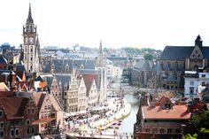 Gand/Gent - Belgique/België