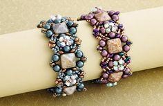 Pearly studded bracelet