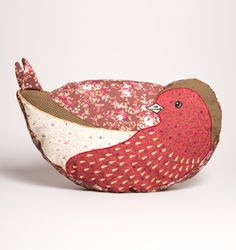 Rosie Bird Cushion | Cute Animal Cushions | Cushions | Shop by Category | Wholesale Giftware, Gifts and Interior Decor | RJB Stone Ltd.