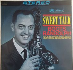 Boots Randolph, Sweet Talk, Vintage Record Album, Vinyl LP, Saxophone Player, Nashville Sound, American Musician, Yakety Sax by VintageCoolRecords on Etsy