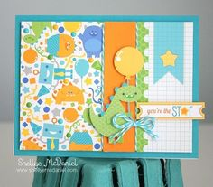 Hip Hip Hooray: Birthday Card Creations by Courtney