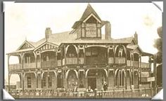 blue mountain hotel 24 Mile Hollow. 1843