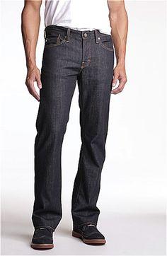 AG 'Protégé' Straight Leg Jeans (Hunts) | Nordstrom
