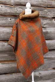Resultado de imagen de harris tweed cape