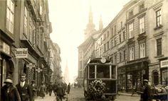 Olomouc historický