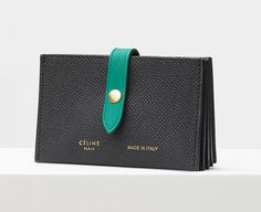 Check Out 40 Wallets, Clutches and Small Leather Goods from Céline's Summer 2017 Lookbook (with Prices!)