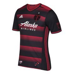Show off your die-hard Portland Timbers pride with this adidas jersey. This awesome jersey features team graphics and is made to look like what the players wear on game day. It's the perfect thing to sport on Portland Timbers game day. Adidas Outfit, Adidas Shoes, Portland Timbers, Adidas Campus, Black Stripes, Adidas Originals, Pink, Sweatshirts, Womens Fashion