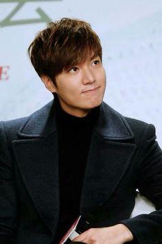 Lee Min Ho ♡ #Kdrama // In Beijing Dec 2013