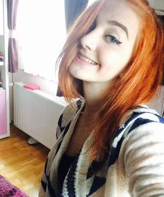#ginger#hair#hairstyle