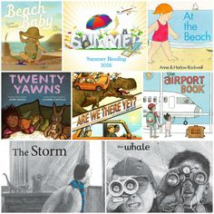 Randomly Reading: 2016 Picture Book Summer Reading Roundup