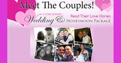 Love stories and photos from the almost 200 hundred finalists in the EnGAYged Wedding EXPO 2015 LGBT Wedding and Honeymoon Giveaway => http://www.engaygedweddings.com/engayged-wedding-expo/lgbt-couples.html