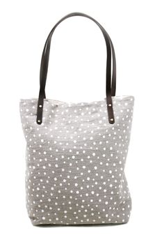 Natural Linen Carry-All Tote | www.mooreaseal.com