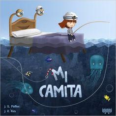 Mi Camita: Amazon.es: J.S.Pinillos, Julen Rodríguez Ruiz: Libros