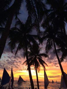 Borocay (Philippines) Sunset