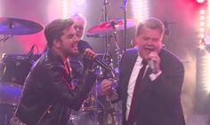 Adam Lambert Is The Champion In This Queen Sing-Off With James Corden | The Huffington Post