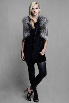 LILLY E VIOLETTA #fashion #fur #fox #luxury #lillyevioletta @lillyevioletta1