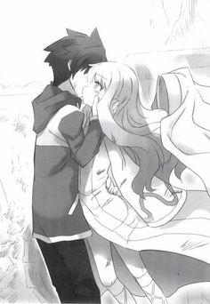Zero no Tsukaima Zero No Tsukaima Manga, The Familiar Of Zero, Yu Yu Hakusho Anime, Awsome Pictures, Tsukiyama, Fandom, Manga Characters, Anime Artwork, Kawaii Anime Girl
