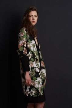 Family Traditions, Bold Colors, Kimono Top, Flowers, How To Make, Store, Dresses, Women, Fashion