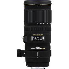 Sigma 70-200mm f/2.8 EX DG APO OS HSM for Sony