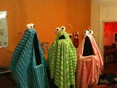 LOVE! So hilarious! I love these things, if I was going to a Halloween Party this is what I want to be for sure!!!
