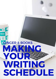 Making Your Writing Schedule | Being a writer is hard, especially when you have to make your own schedule to write. Laura has some great tips on making your own writing schedule, click on the pin to see them!