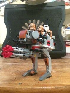 Stormtrooper clonetrooper Lego swamptrooper star wars